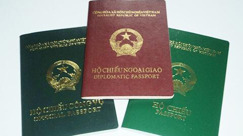 Dịch vụ hộ chiếu Việt Nam